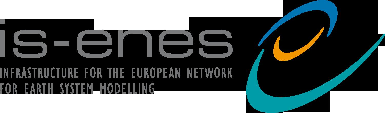 IS-ENES logo