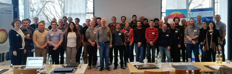 ESiWACE2 first project meeting successfully held in Hamburg!