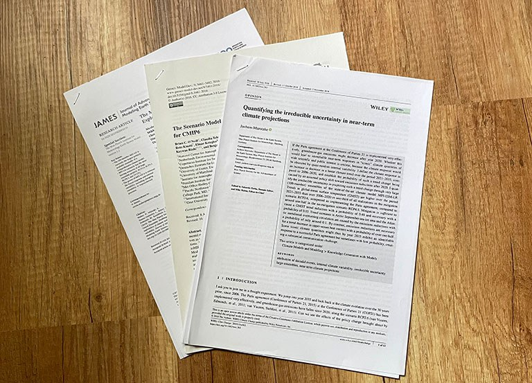 DYAMOND related publications